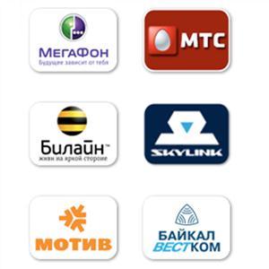 Операторы сотовой связи Опарино